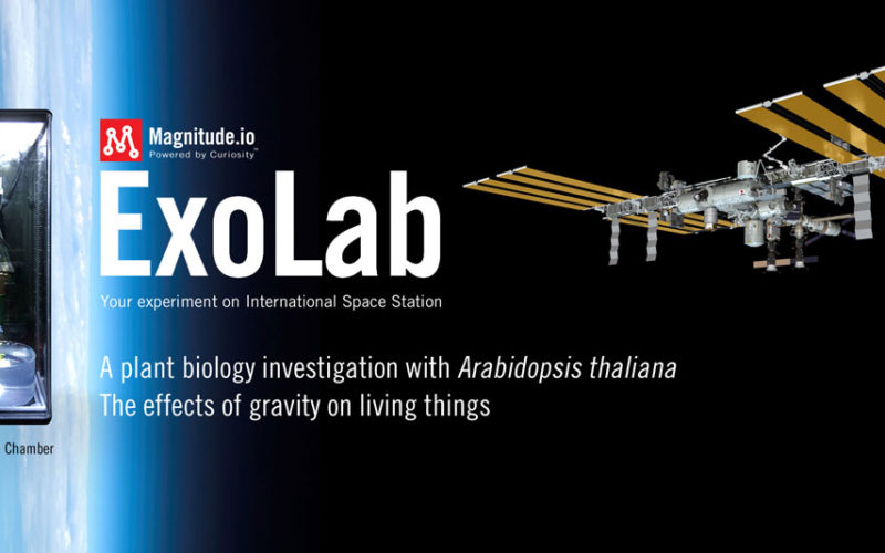 ExoLab: Plant growth on International Space Station