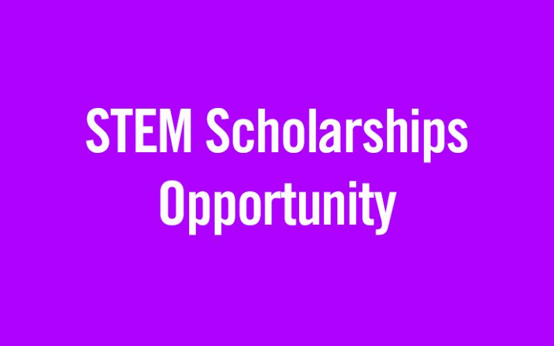 STEM Scholarships from PG&E
