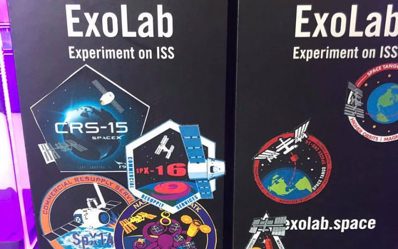 ExoLab: SpaceX-16 Launch party at Ethical Culture Fieldston Lower in New York